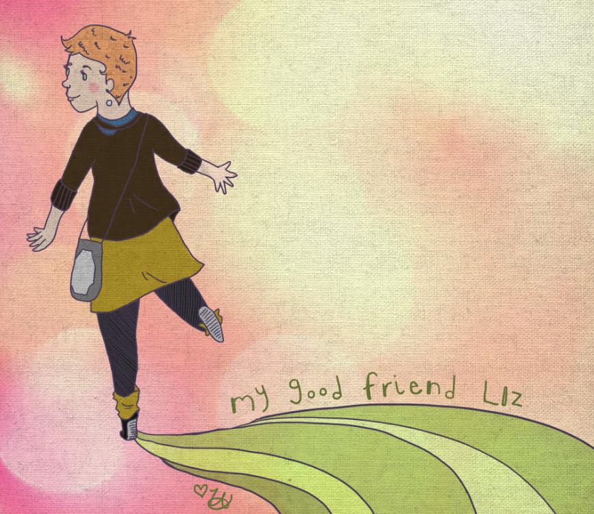 My Good Friend Liz
